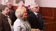 Jubileusz 50-lecia pożycia małżeńskiego  W dniu 17 kwietnia 2016 roku w niezwykle uroczystej oprawie 22 pary małżeńskie...