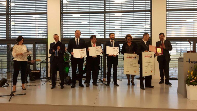 Gala plebiscytu Człowiek Roku 2016 Powiatu Bełchatowskiego