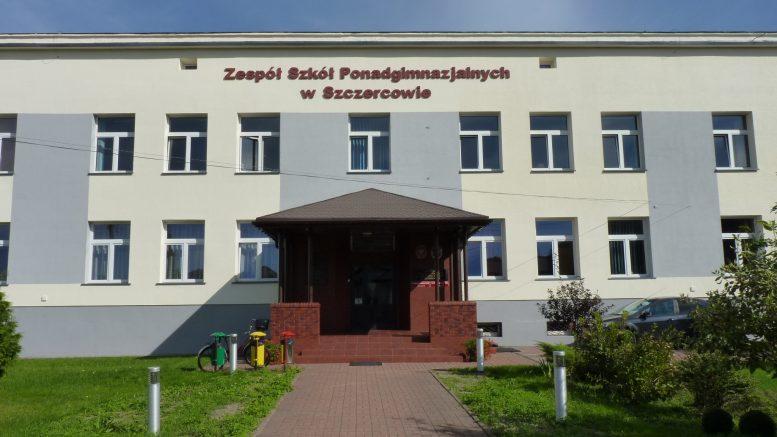 Zespół Szkół Ponadgimnazjalnych w Szczercowie