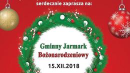 Przyjdź na Jarmark Bożonarodzeniowy